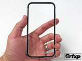 Nova Bumper Case for iPhone X, Black, iPhoneXbumpers.com.  Forget K11, dbrand Grip and Rhinoshield Mod, this IS the bumper you want!