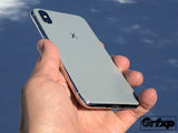 "iPhone X ""X-Logo"" Colorlay Skins"