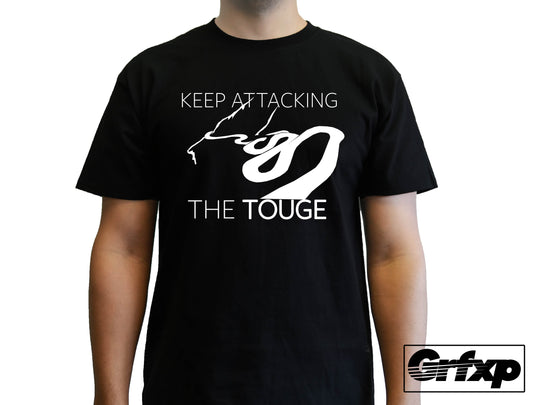 Keep Attacking the Touge T-Shirt