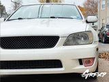 Fog Light Overlays for 1st Gen Lexus IS300 (Altezza) 2001-2005