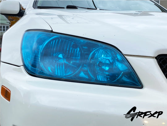 Headlight Overlays for 1st Gen Lexus IS300 / Altezza (2001 - 2005)