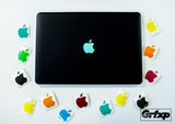Retina MacBook Pro Apple Logo Overlays (two pack)