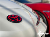 Color Changing Emblem Overlays for MK5 Toyota Supra (Front and Rear)
