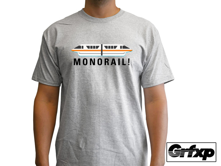 MONORAIL! T-Shirt