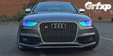 Headlight Overlays for B8.5 Audi A4/S4 (2013 – 2016)