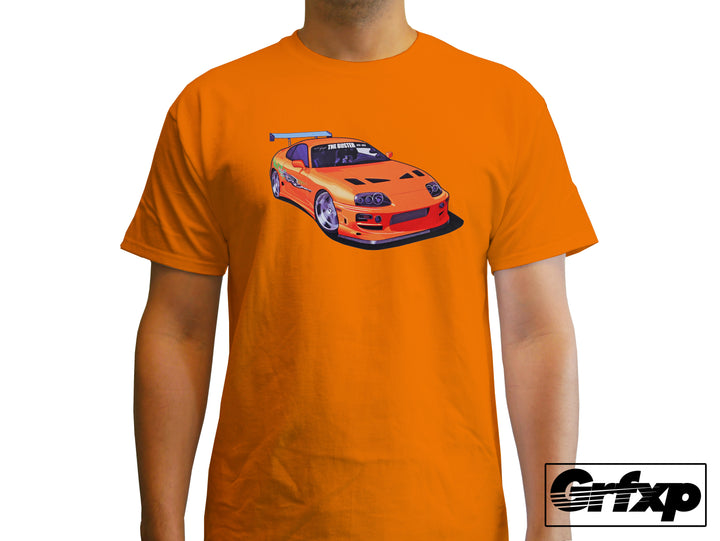 Never Forget the Buster, Supra T-Shirt