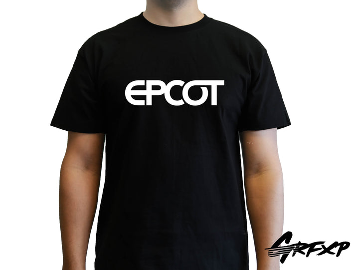 New EPCOT Logo T-Shirt