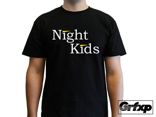 Night Kids (Initial-D) T-Shirt