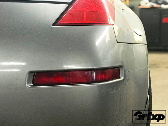 Rear Reflector Overlays for Nissan 350Z (2002 – 2009)