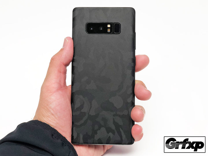 Samsung Galaxy Note 8 Overlays