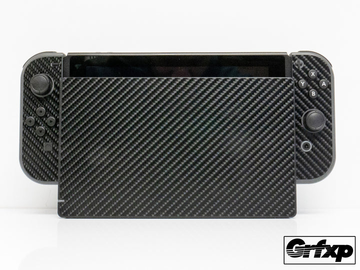 *Limited Edition* Carbon Fiber Nintendo Switch Skin Kit