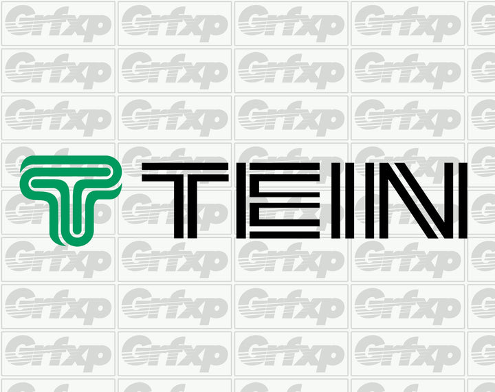 Tein Logo Sticker