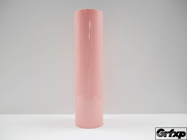 Transparent JDM Pink Tint Vinyl (by the foot)