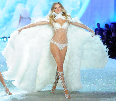 "How It's Made - Victorias Secret Angel Wings; Magdalena Frackowiak ""Snow Angels"""