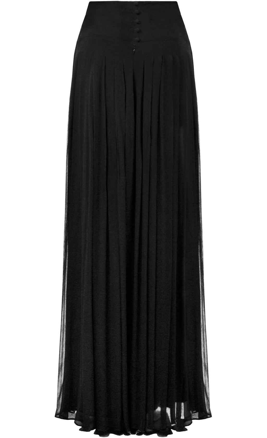 Willow Crinkle Pleated Pant - KxLNewYork
