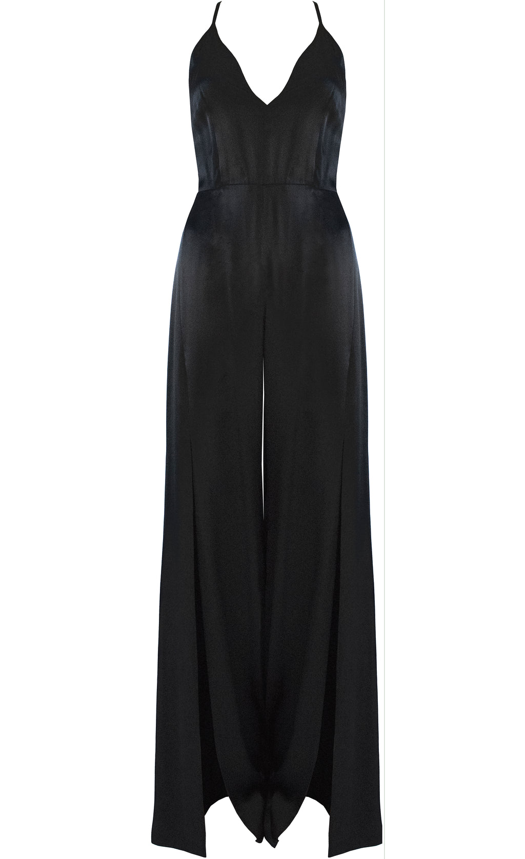 Janelle Sleek-Peek Jumpsuit - KxLNewYork