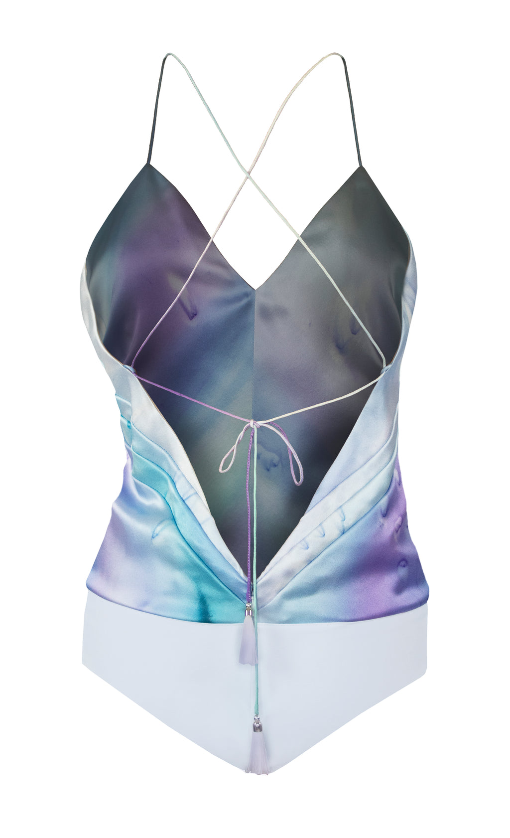 Nymeria French-dye Salt Painted Silk Set - KxLNewYork