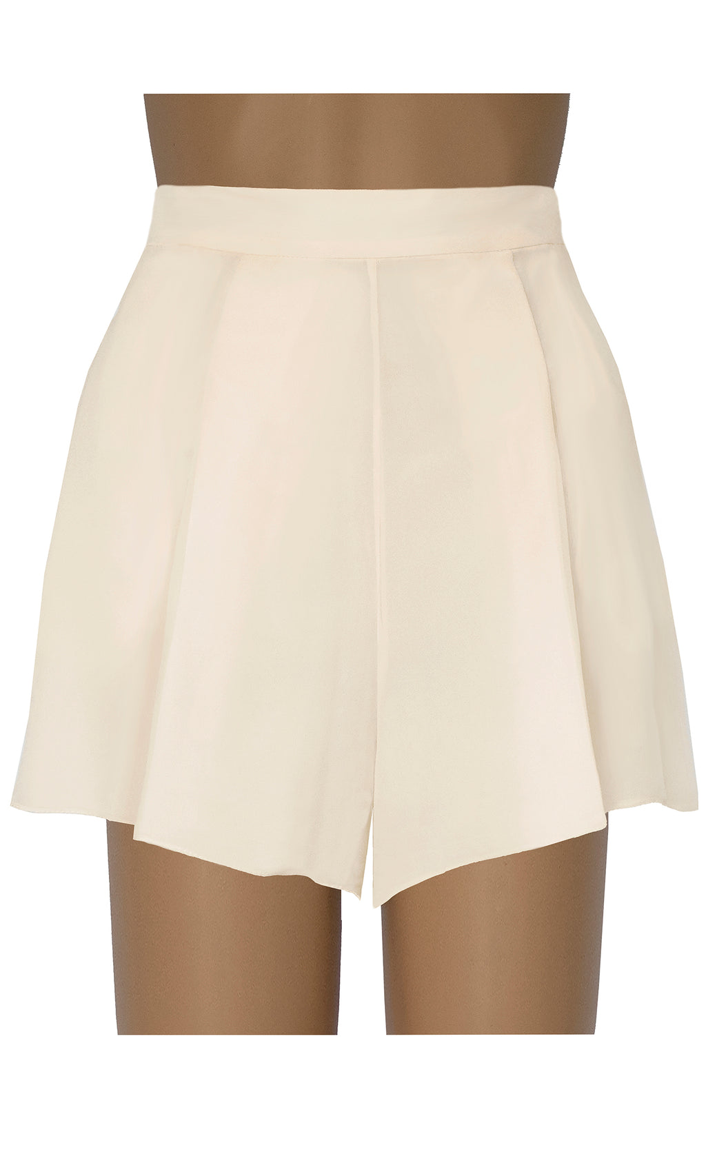 Lola Kick-Pleat Short - KxLNewYork