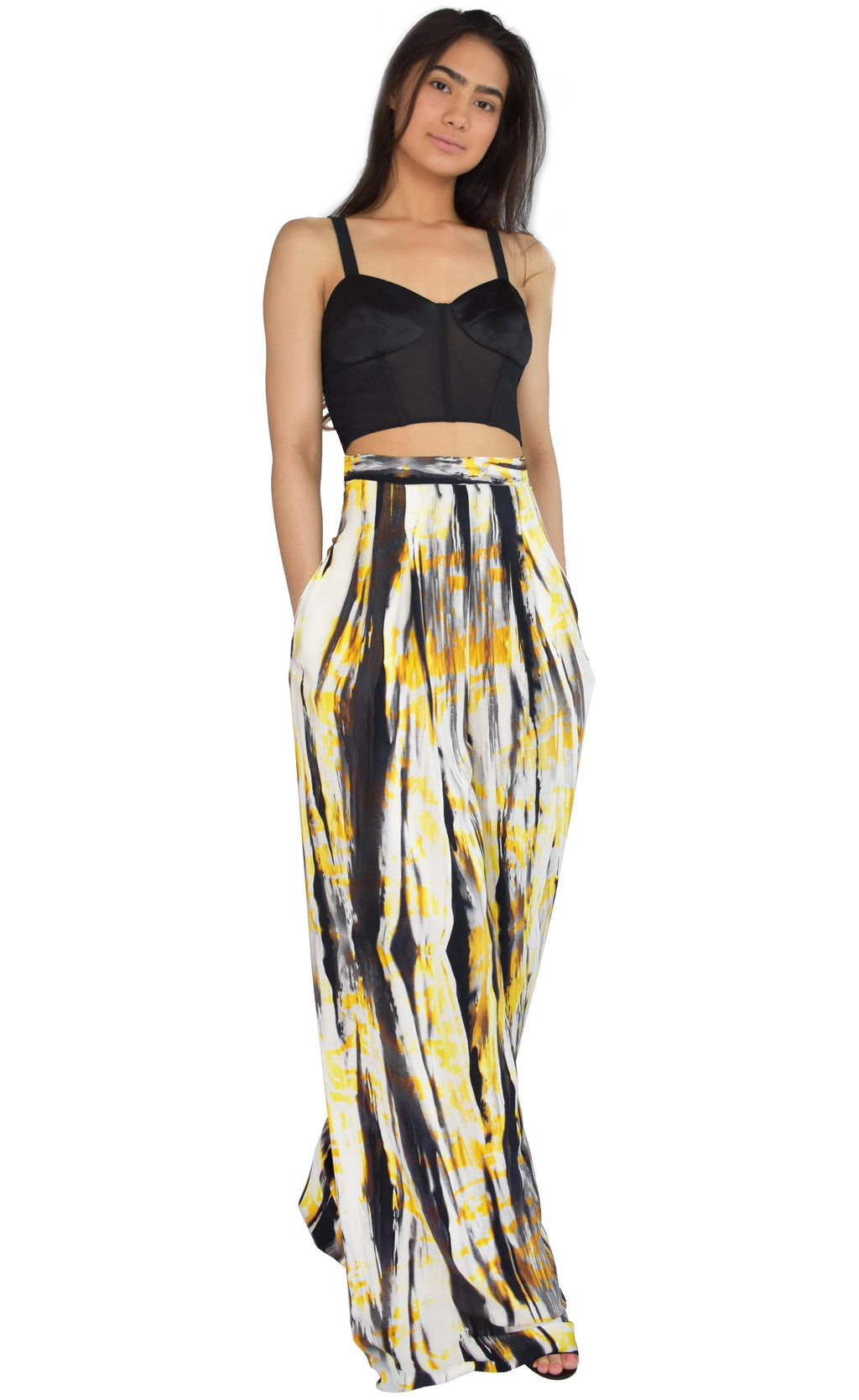 Digitally Printed Seliya Pant - Limited Production - KxLNewYork