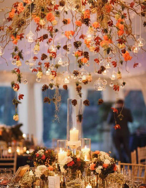 Enthralling Ideas for Your Thanksgiving Wedding