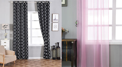 Meet Our New Arrivals: Stunning Collection of Curtains