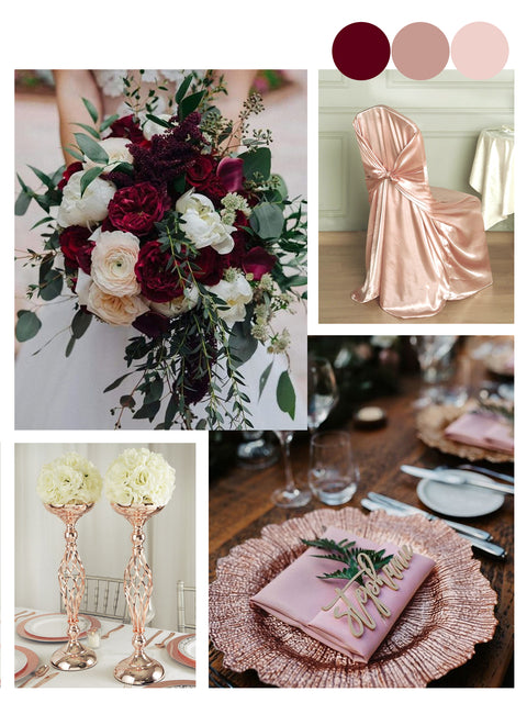 Trending Wedding Colors & Combinations for 2021 You'll Love!