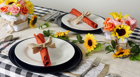 Countryside Picnic: A Summer Inspired Tablesetting