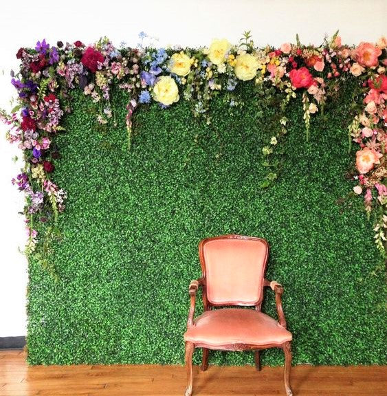 All You Need to Know About Our Faux Plant Walls