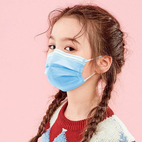 Importance of Using Kids Face Mask for Virus Protection