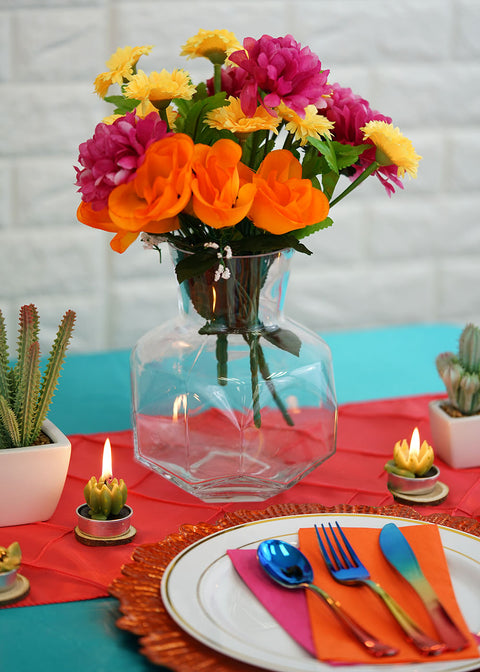 Cheerful Table Decorations Ideas to Ooze Cinco De Mayo Spirit!