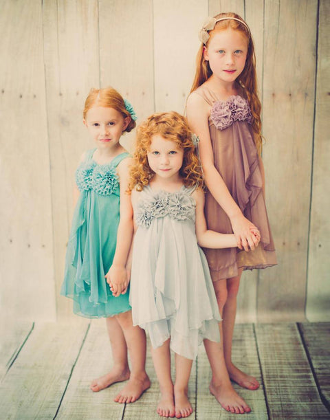 Latest Trending Girls' Holiday Dresses for Special Occasions!