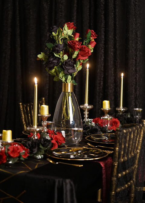 Dive into the Gallows with our Dark Halloween Table Decor