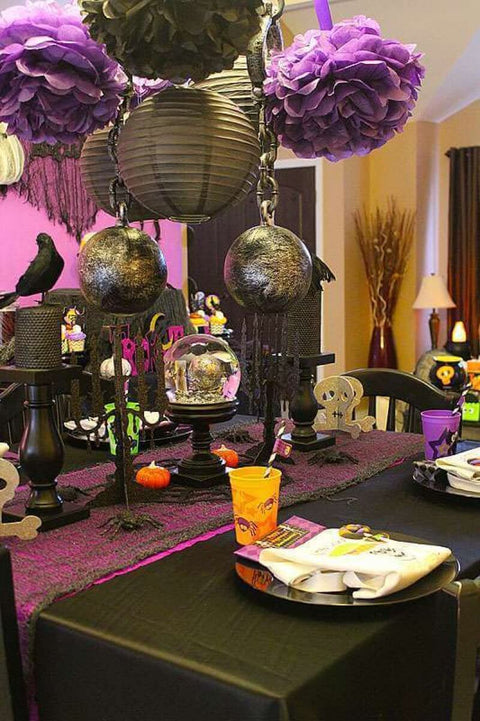 Spooky Yet Sophisticated Halloween Decoration Ideas