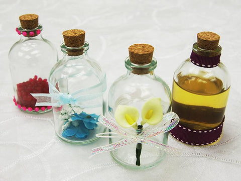 A Favor Bottle for All of your Wedding Wishes