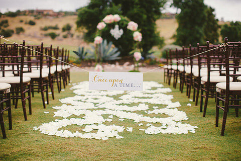 Fairytale Cinderella Wedding Ideas for True Romantics