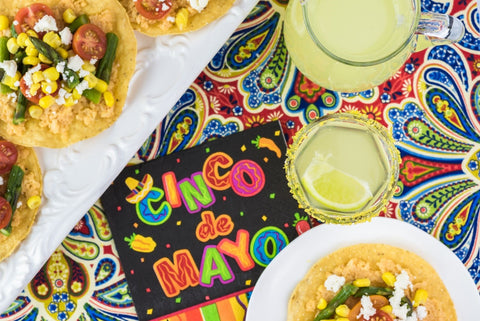 Celebrate Colors of Mexico with An Early Cinco De Mayo Decor!