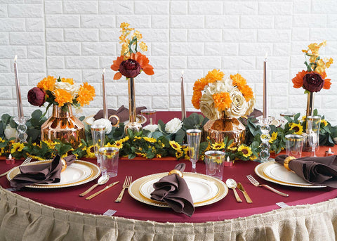 Give Thanks with our Delightful Thanksgiving Table Setup