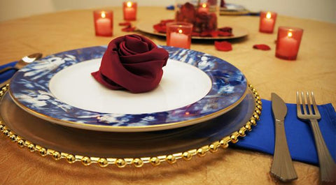 Be our Guest! Beauty and the Beast Inspired Setup!