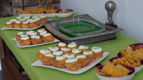 Super Bowl Party Ideas For The Big Showdown!