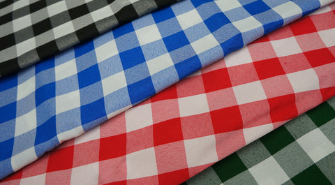 New Arrivals: Perfect Picnic Checkered Polyester