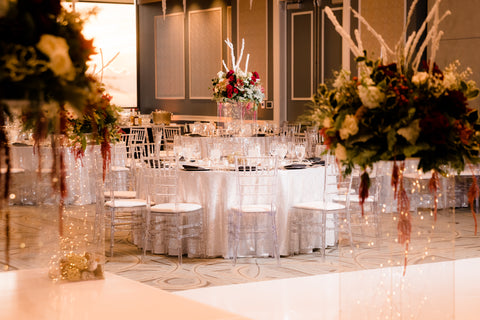 Enchanting Decor Ideas for your Festive Christmas Wedding