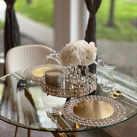 Centerpiece Ideas For Tantalizing Setups!