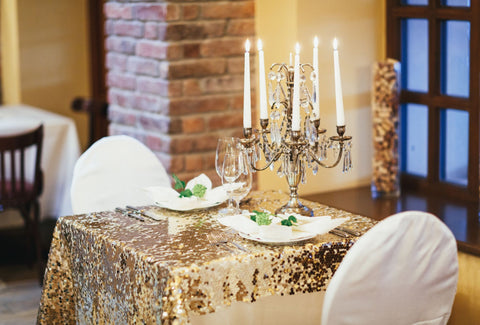 Spruce Up Your Ambiance with Charismatic Candelabra & Candle Holders!