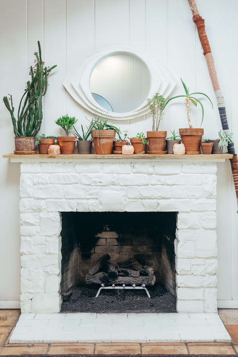 Riveting Mantel Decor Ideas for this Spring!