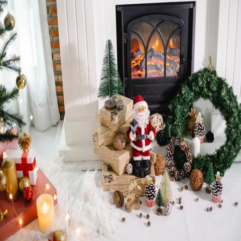 Merry Decoration Ideas for a Festive Christmas & New Year's Eve Celebration!