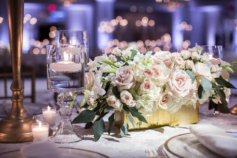 Riveting Ideas for Your Chic Winter Wedding Decorations
