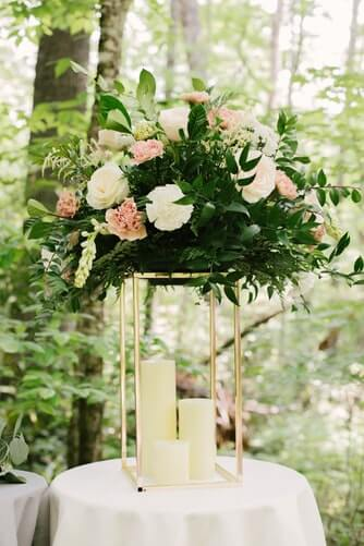 Ingenious Ways to Use Our Sleek Metal Flower Stand