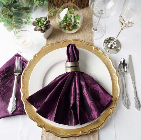 Tantalizing Place Settings with eFavormart