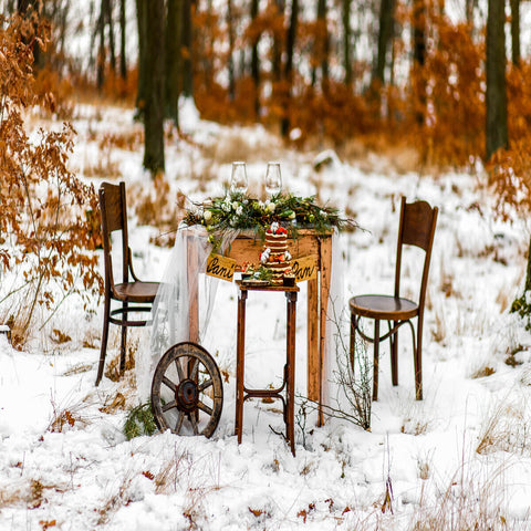 Spread the Icy Magic with These Winter Tablescapes Ideas!