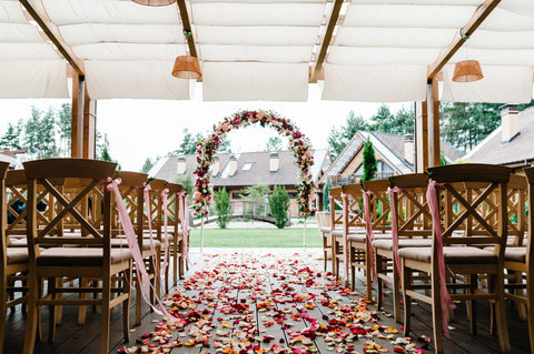 Do I Need A Tent For An Outdoor Wedding?